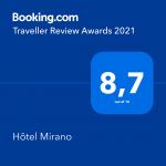 award booking